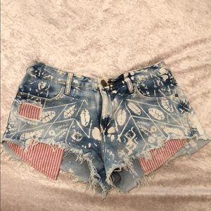 FREE PEOPLE | shorts size 27